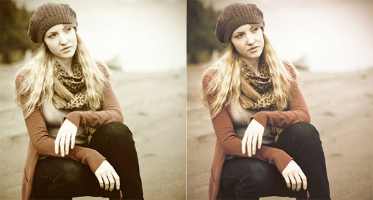 50+ Top Photoshop Actions For Vintage Look