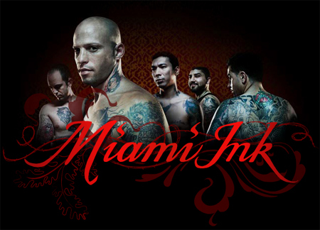 Awesome Miami Ink Tatoo Designs