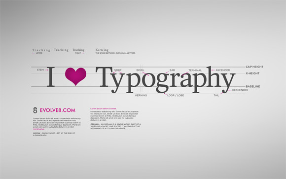 30+ New Amazing Typography Wallpaper