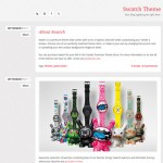 Swatch Tumblr Theme