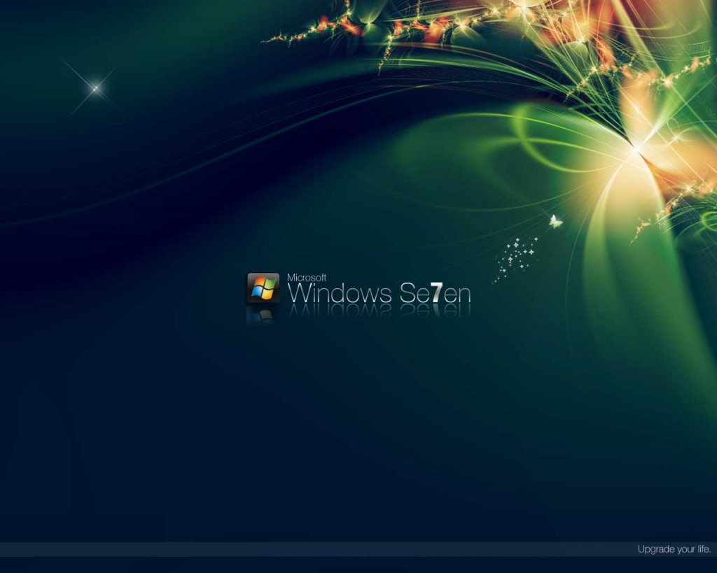 Top 10 Windows 7 Wallpapers for your Desktop