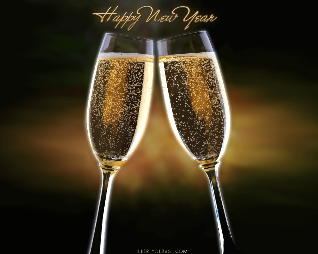 Happy New Year Eve Wallpaper