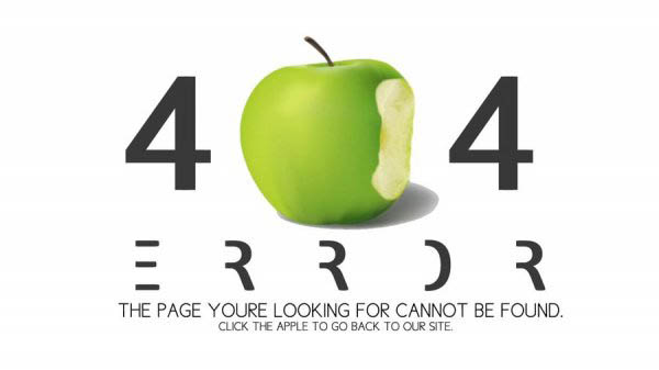 35+ Creative Designs Of 404 Error Page