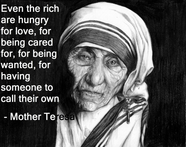 25+ Famous Mother Teresa Quotes