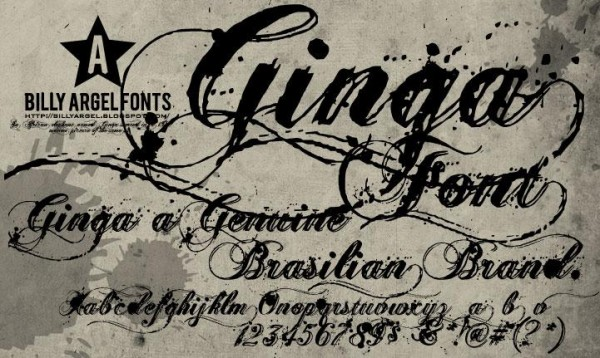 Vintage And Retro Fonts 2