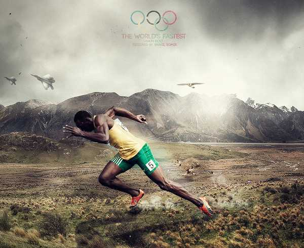 20 Best Examples of Olympics Print Advertisements
