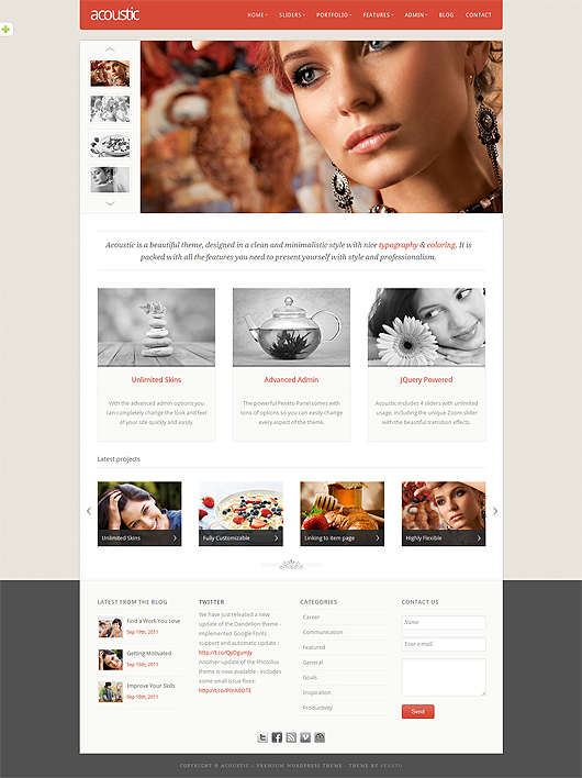 esponsive WordPress themes