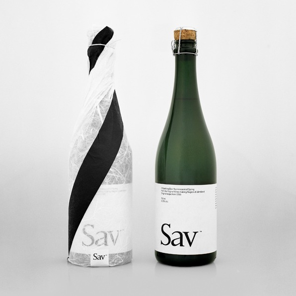 Bottle packaging designs