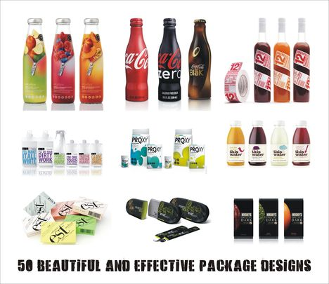 Some cool effective package design