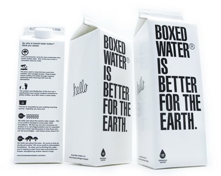Simple box packaging designs