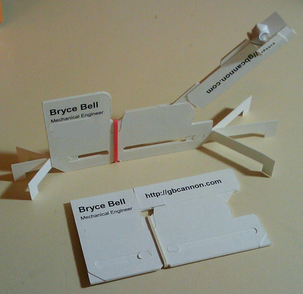 30+ Most Creative Business Cards Ideas
