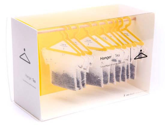 Hanger packaging design