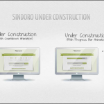 Sindoro under construction template