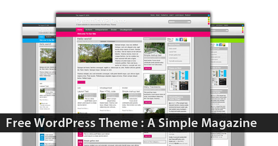 Top 20 Simple Free WordPress Theme