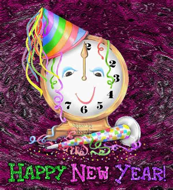 40 cool new year greeting cards themescompany new year greeting cards m4hsunfo