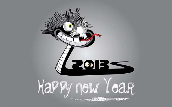 happy new year 2013 hd widescreen wallpapers