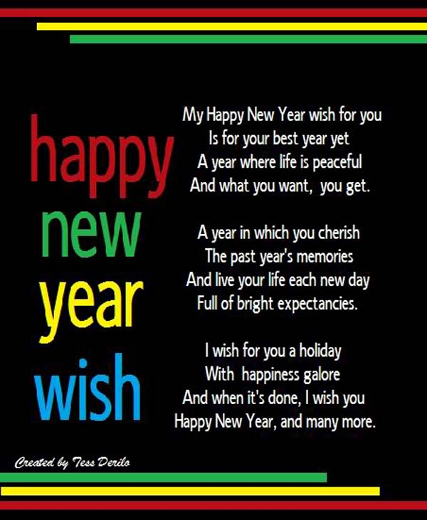 wishing you happy new year happynewyearwish