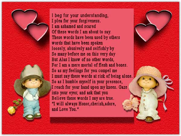Doc600440 Message in Valentines Card Valentines Day Card – Best Valentines Day Card Messages