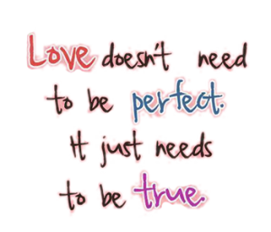 Love Quotes Png Text