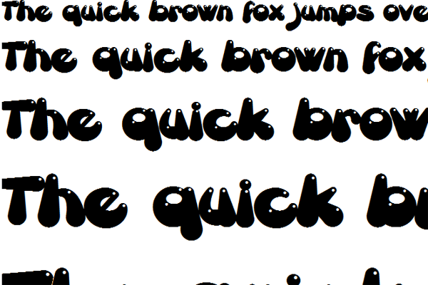 cool fonts of ms word