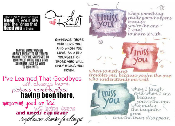 Miss You Quotes (20)