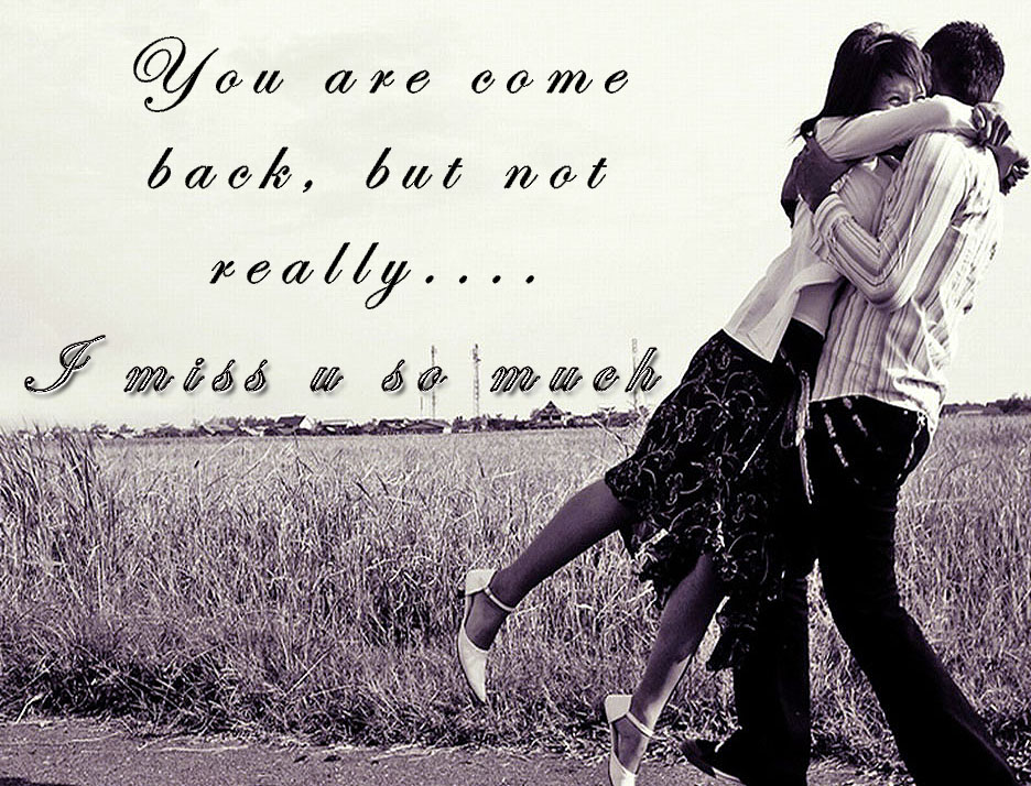 Really Miss Him Quotes Really miss you quote