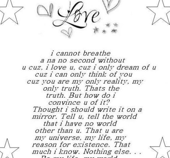 Sayings On Love