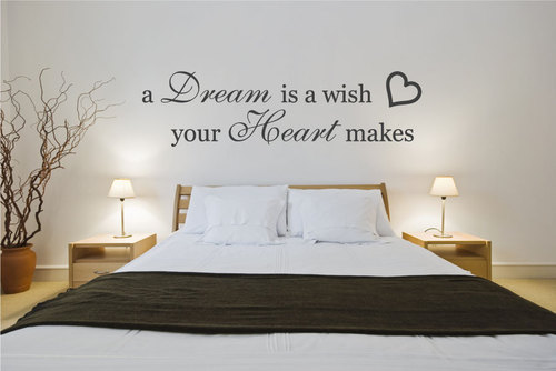 Epic wall quotes for bedroom