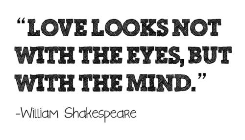 30 attractive and loving shakespeare quotes that will