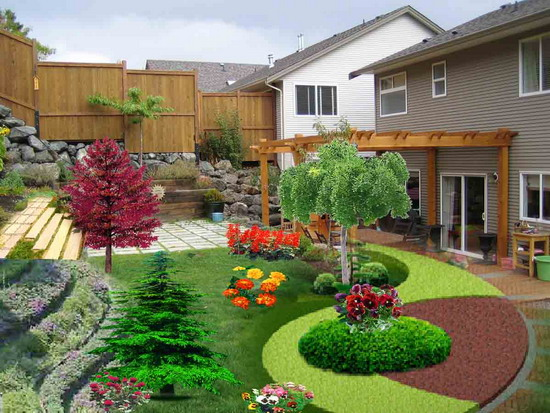Front Yard Landscaping Ideas Texas | Small Landscape Ideas