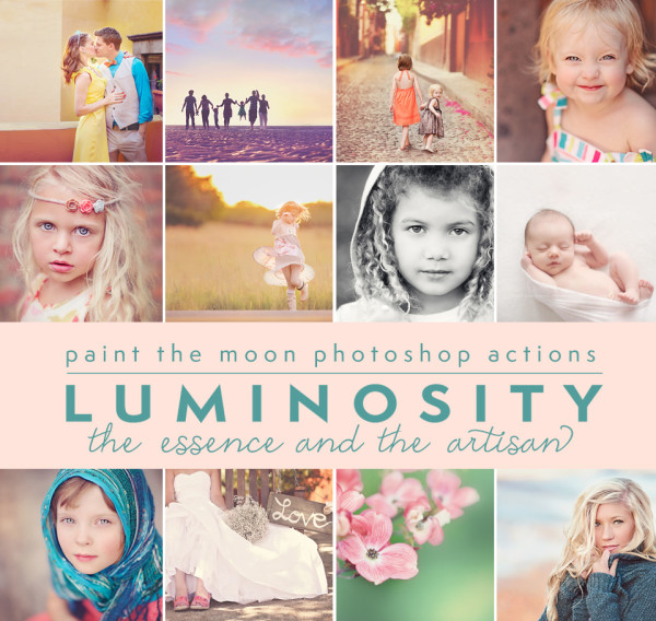 Luminosity Photoshop Actions