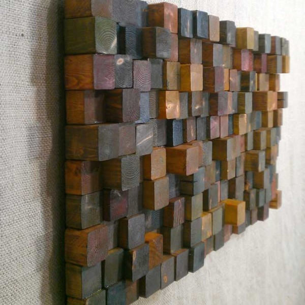 Wooden Wall Art at Home and Interior Design Ideas