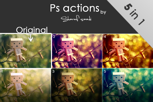 phacotoshop actions