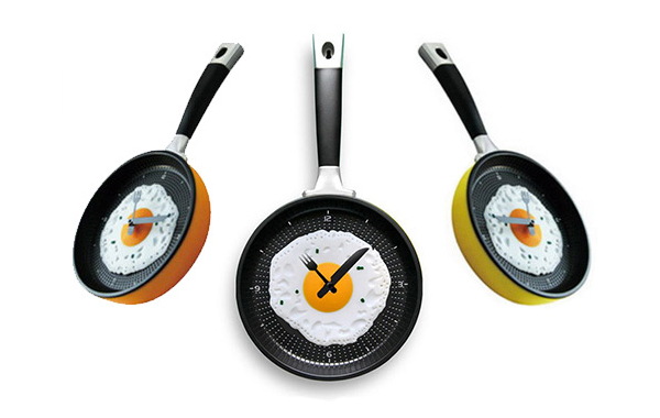 30 creative and stylish wall clock designs themescompany new modern kitchen design wall clock with spoon fork clock