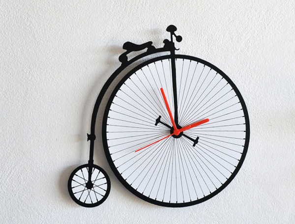 30 creative and stylish wall clock designs themescompany