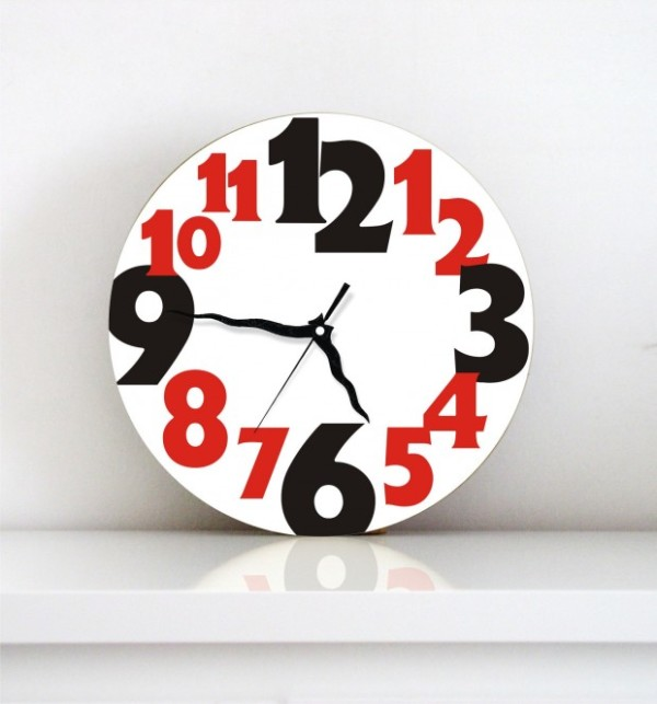 Wall Clock Design Photo : Creative and stylish wall clock designs themescompany