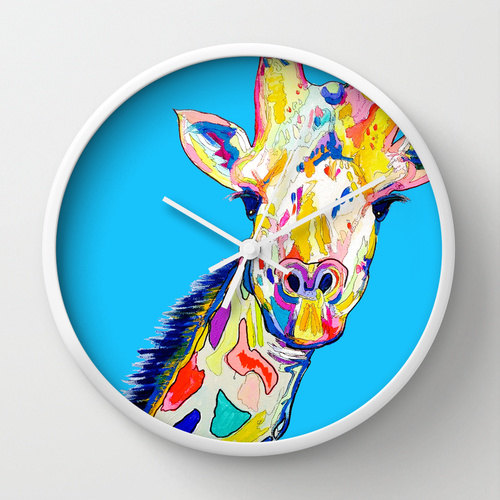 30 Creative And Stylish Wall Clock Designs