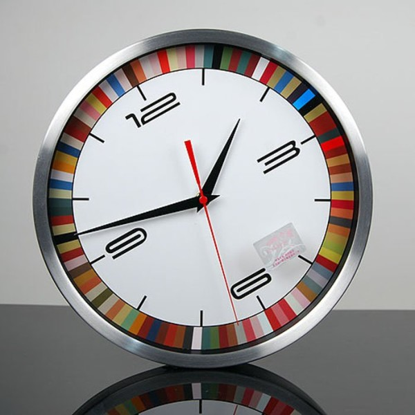 30 Creative And Stylish Wall Clock Designs Themes
