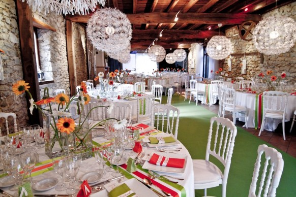 Civil Wedding Decoration Ideas: Glorious And Attractive Spring Wedding Decoration Themes