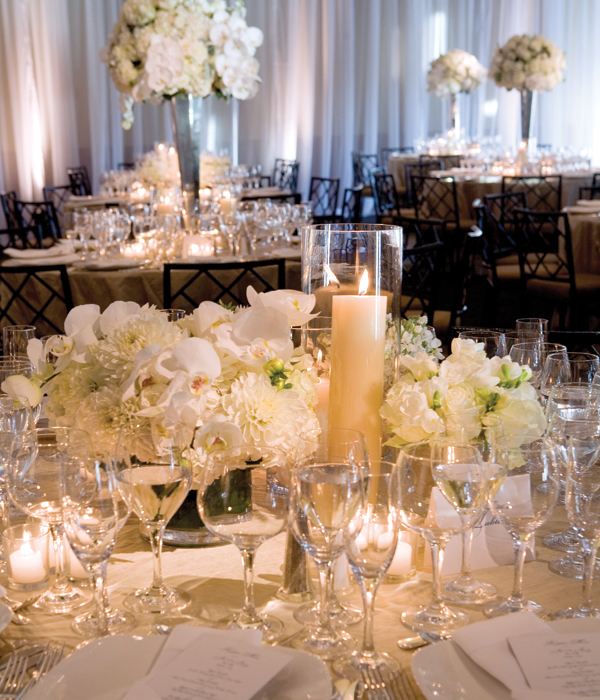 Spring Wedding Reception Ideas: Glorious And Attractive Spring Wedding Decoration Themes
