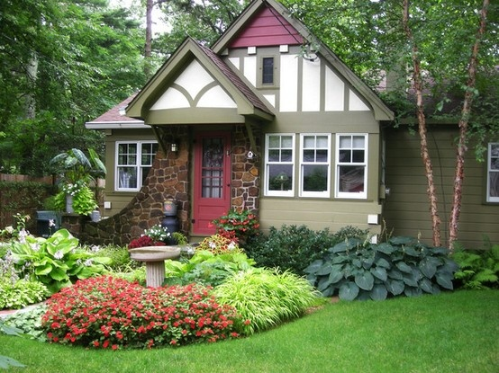 front yard landscaping ideas - Landscape Design Ideas For Front Yards