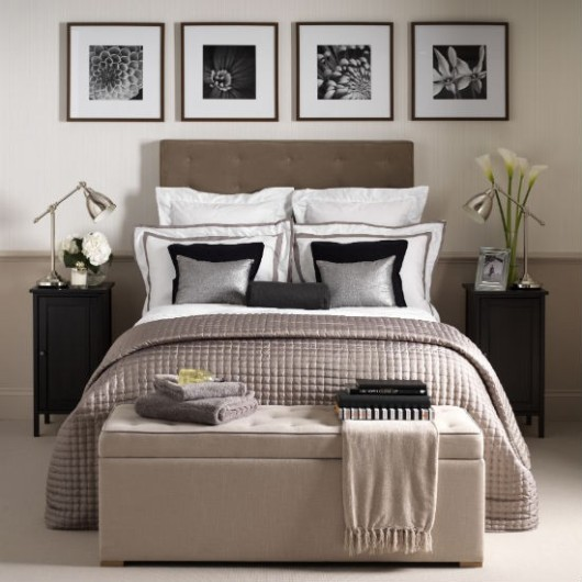 Decent and stylish ideas for guest room themescompany for Bedroom ideas uk