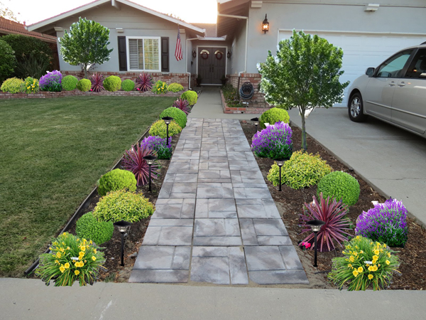 garden ideas colorado surprising and cool idea for small front yard landscaping - Garden Ideas Colorado