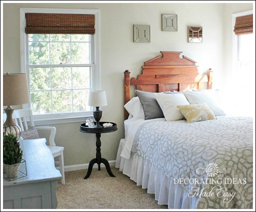 Decorating A Small Home guest bedroom makeover. 12 cozy guest bedroom retreats diy home