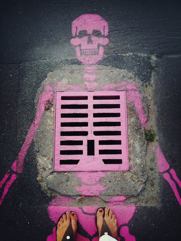 Surprising and mind blowing street art ideas themescompany for Mind boggling ideas