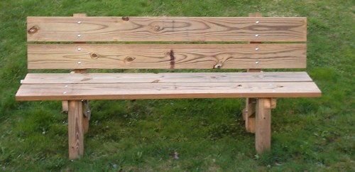 Outdoor Bench Ideas