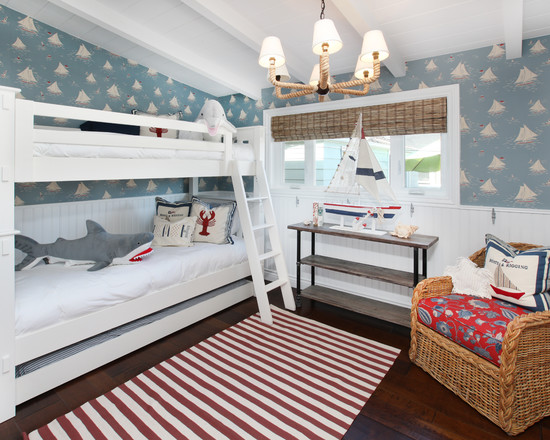 Charming and attractive kids bedroom design themescompany for Boys beach bedroom ideas
