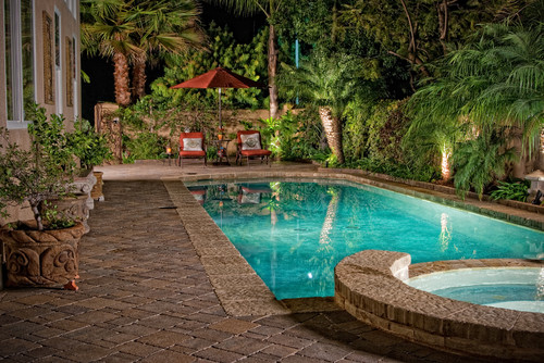 Eye catching and cool ideas of pool design for backyard for Swimming pools for small yards