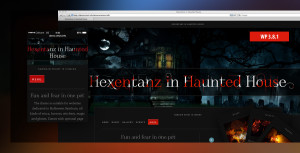 Hexentanz Halloween Theme from themeforest