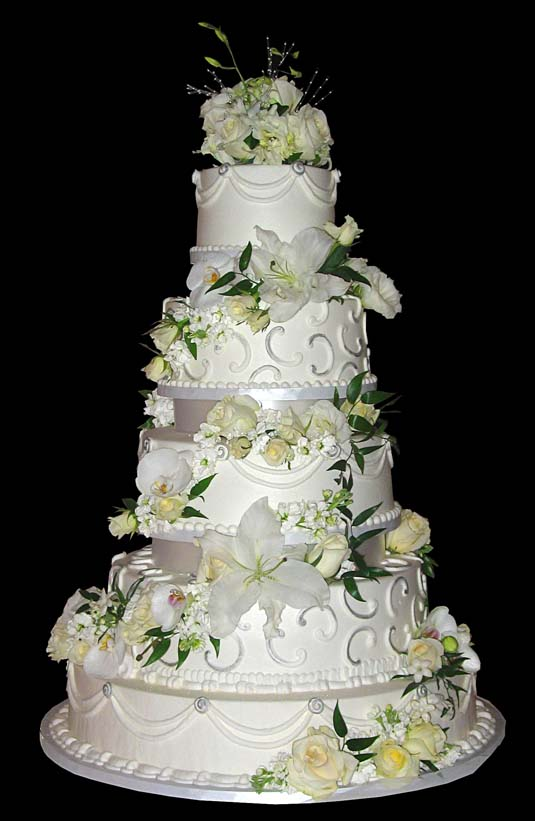 how to decorate wedding cake marvellous and amazing ideas for wedding cake decoration 15683